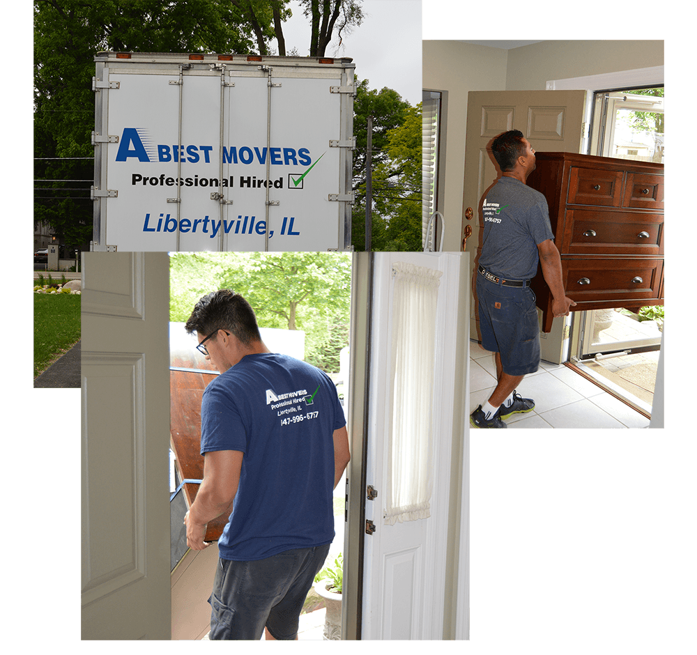 A Best Movers - Long Distance Movers