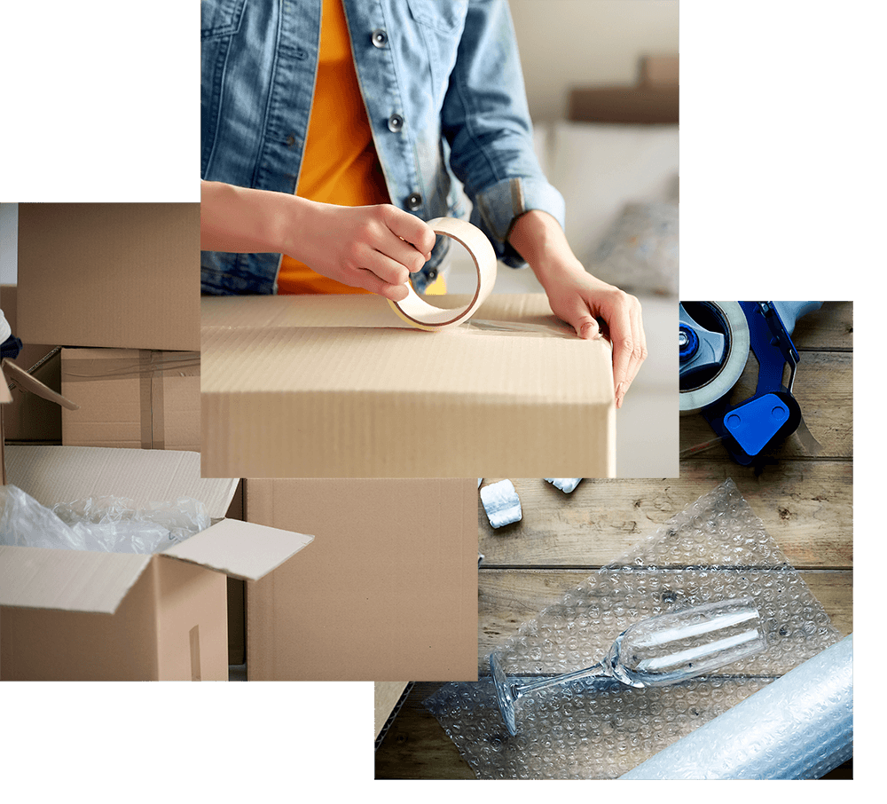 A Best Movers - Packing Services