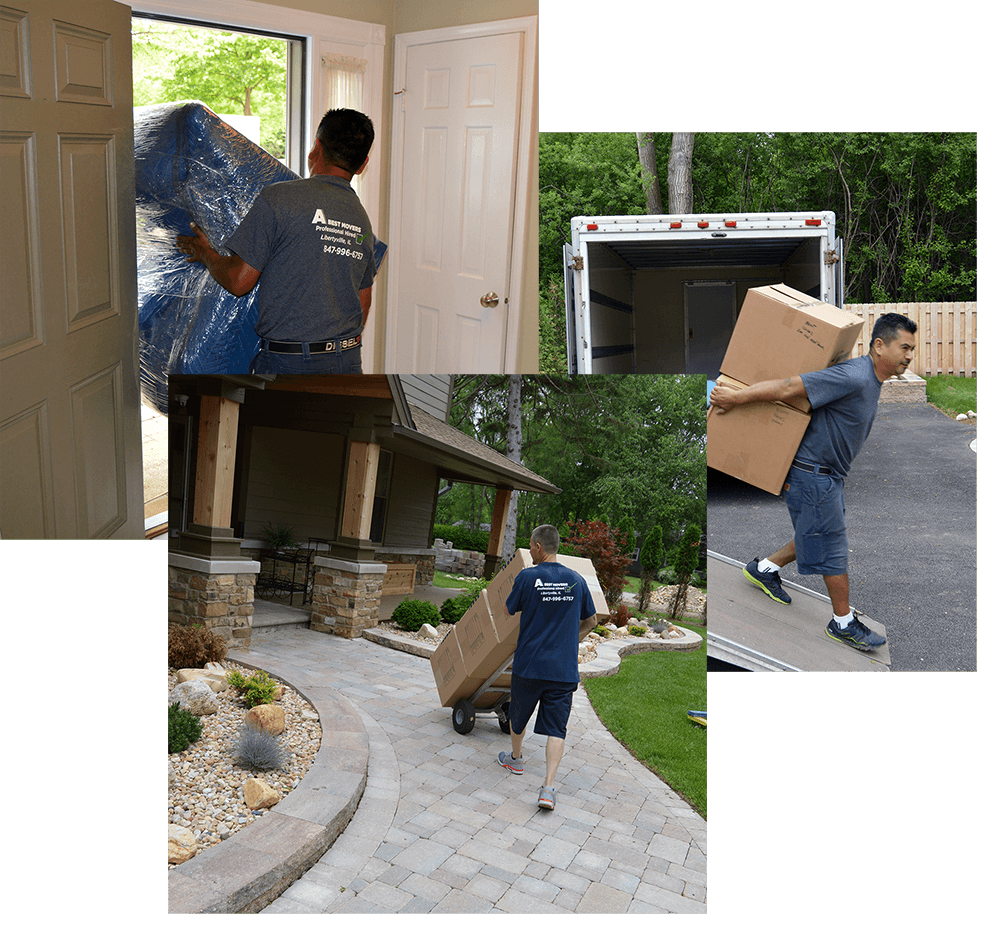 A Best Movers - Local Movers